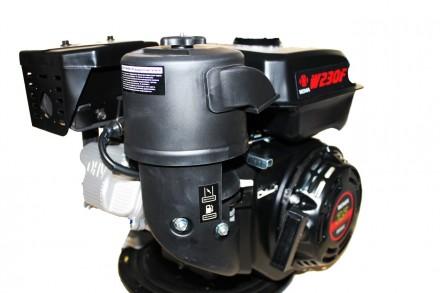 Двигатель бензиновый WEIMA W230F-S (CL) (центробежное сцепление, 7,5 л.с., шпонк. Киев, Киевская область. фото 7