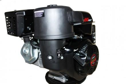 Двигатель бензиновый Weima WM190FE-S (CL) ( центробежное сцепление, шпонка 25 мм. Киев, Киевская область. фото 3