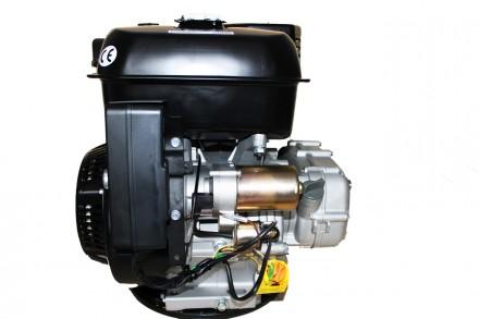 Двигатель бензиновый Weima WM190FE-S (CL) ( центробежное сцепление, шпонка 25 мм. Киев, Киевская область. фото 6