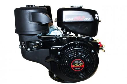 Двигатель бензиновый Weima WM192F-S (CL) (центробежное сцепление, шпонка, 18 л.с. Киев, Киевская область. фото 7