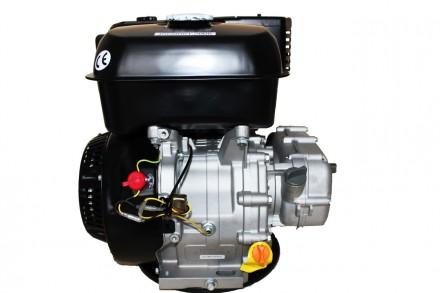 Двигатель бензиновый Weima WM192F-S (CL) (центробежное сцепление, шпонка, 18 л.с. Киев, Киевская область. фото 3