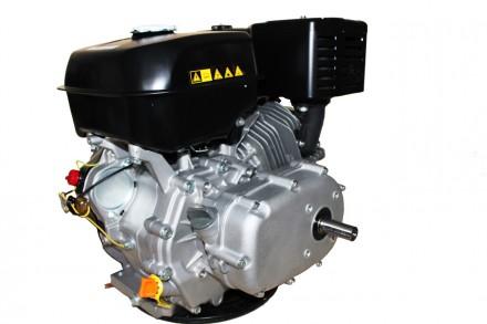 Двигатель бензиновый Weima WM192F-S (CL) (центробежное сцепление, шпонка, 18 л.с. Киев, Киевская область. фото 5