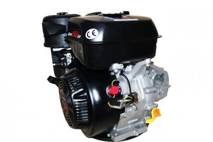 Двигатель бензиновый Weima WM192F-S (CL) (центробежное сцепление, шпонка, 18 л.с. Киев, Киевская область. фото 10
