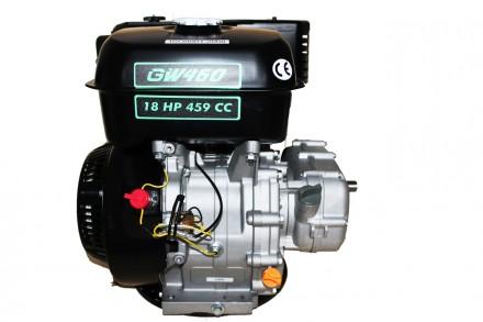 Двигатель бензиновый GrunWelt GW460F-S (CL) (центробежное сцепление, шпонка, 18 . Киев, Киевская область. фото 7