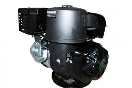 Двигатель бензиновый GrunWelt GW460F-S (CL) (центробежное сцепление, шпонка, 18 . Киев, Киевская область. фото 3