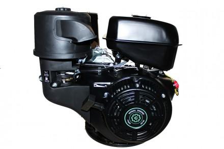 Двигатель бензиновый GrunWelt GW460F-S (CL) (центробежное сцепление, шпонка, 18 . Киев, Киевская область. фото 9