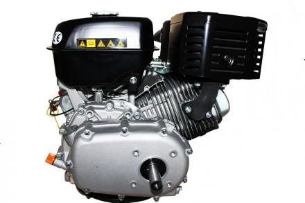 Двигатель бензиновый GrunWelt GW460F-S (CL) (центробежное сцепление, шпонка, 18 . Киев, Киевская область. фото 10