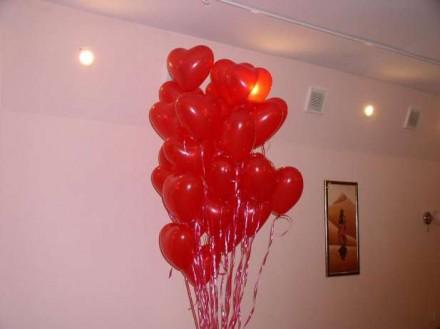 Предлагаем вашему вниманию оформление воздушными шарами на свадьбы, дни рождения. Киев, Киевская область. фото 4