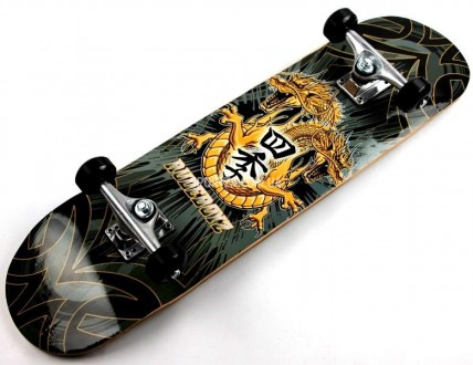 Скейтборд RudeBoys Style 90 кг. Киев. фото 1