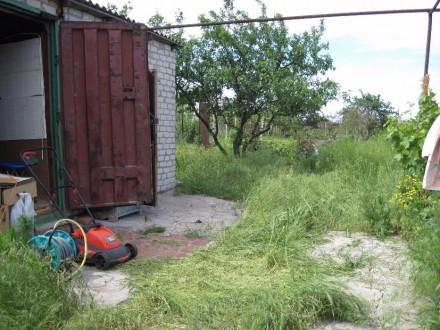 Продам дачный участок с домиком возле г. Бердянска сот.МАЯК.уч.№300. Бердянск. фото 1