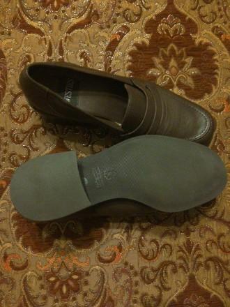 Шкіряне взуття. Довжина устілки 25 см. Бразилія, Привезені зі США. Львов, Львовская область. фото 3