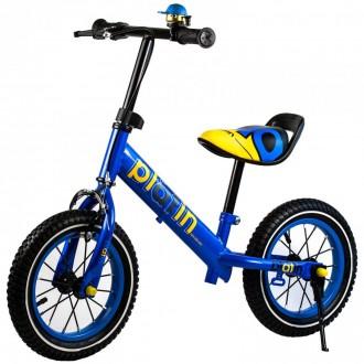 Детский велобалансир беговел, велобег Balance Platin Blue. Киев. фото 1