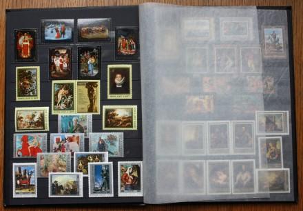 Соберем под заказ тематические коллекции почтовых марок СССР и Украины любого пе. Киев, Киевская область. фото 6