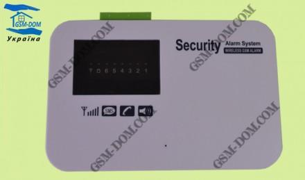 GSM Сигнализация GSM02 Android , IOS+подарок. ОРИГИНАЛ 100%. Кропивницкий. фото 1
