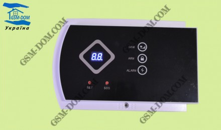 GSM сигнализация Alarm System SGA-G10A Android ОРИГИНАЛ 100%. Кропивницкий. фото 1