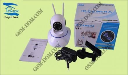 Wi-Fi IP-камера и сигнализация. 2 В 1. ОРИГИНАЛ 100% ГАРАНТИЯ. Кропивницкий. фото 1