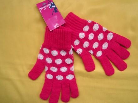 Яркие фирменные новые перчатки . Все замеры на фото. Без дефектов.. Пирятин, Полтавская область. фото 2