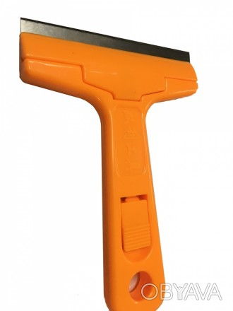 Лопатка со сменным лезвием для удаления остатков клея