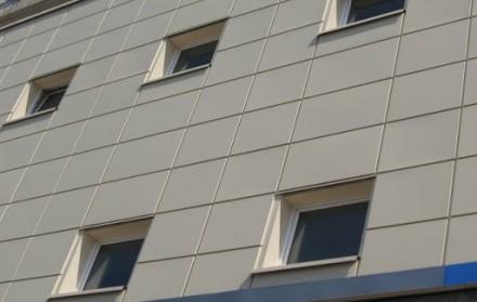 Фасадные кассеты предназначены  для формирования эксклюзивного внешнего вида зда. Харьков, Харьковская область. фото 7