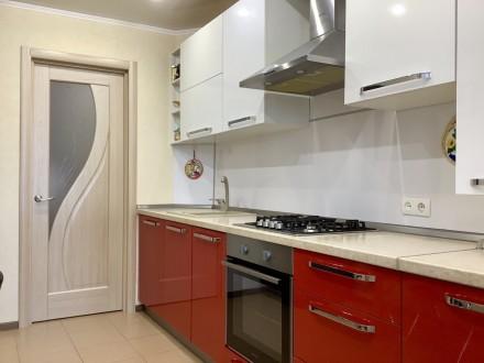 Продаём прекрасную 2х комнатную квартиру c Евро-ремонтом по ул. Интернационалис. 12-й микрорайон, Сумы, Сумская область. фото 2