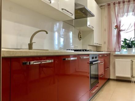 Продаём прекрасную 2х комнатную квартиру c Евро-ремонтом по ул. Интернационалис. 12-й микрорайон, Сумы, Сумская область. фото 3