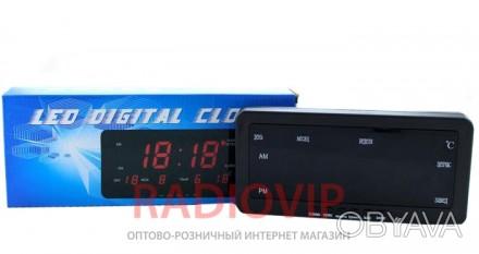 Часы электронные 1018
