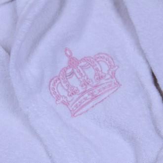 Детский махровый халат Queen (девочка) Халат есть у каждого, не так ли? Конечно . Мариуполь, Донецкая область. фото 3