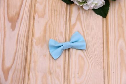 Бабочка синяя Универсальная по размеру Бабочка галстук будет отличным украшением. Маріуполь, Донецкая область. фото 3