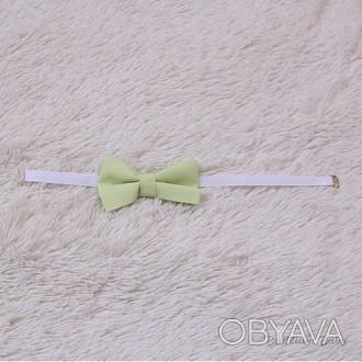 Галстук Бабочка (салат) Универсальная по размеру Бабочка галстук будет отличным . Мариуполь, Донецкая область. фото 1