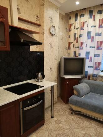 Сдам 1-комн.кв. 5 Жемчужина/Архитекторская, 46 кв.м, ремонт, укомплектована мебе. Таирова, Одесская область. фото 3