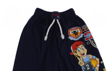 Бриджи Баскетбол. Производитель Турция. Прекрасные шорты для мальчика на резинке. Мариуполь, Донецкая область. фото 3
