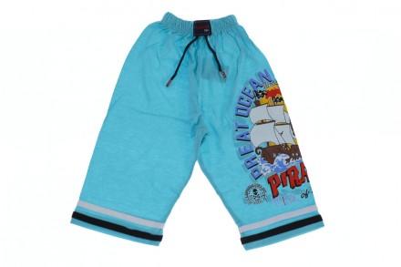 Бриджи Пират. Производитель Турция. Прекрасные шорты для мальчика на резинке.  К. Мариуполь, Донецкая область. фото 2