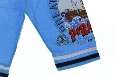 Бриджи Пират. Производитель Турция. Прекрасные шорты для мальчика на резинке.  К. Мариуполь, Донецкая область. фото 4