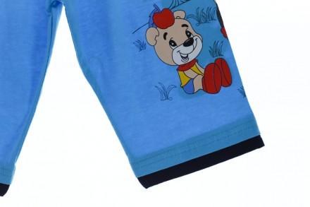 Бриджи Мишка. Производитель Турция. Прекрасные шорты для мальчика на резинке.  К. Мариуполь, Донецкая область. фото 4