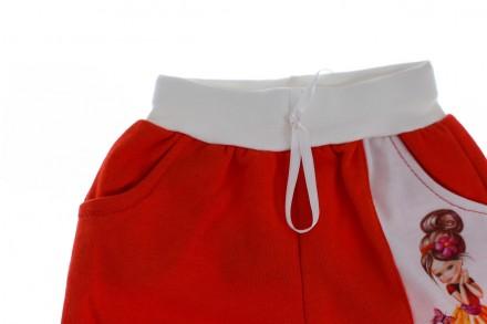 Шорты с Девочкой. Производитель Турция. Прекрасные шорты для девочки на резинке,. Мариуполь, Донецкая область. фото 3