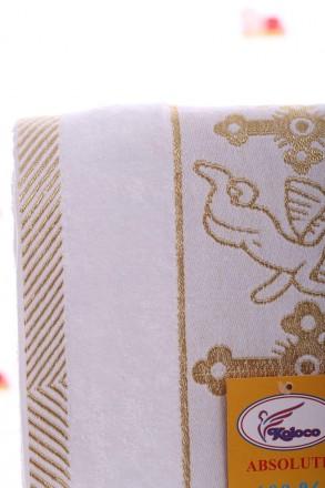 Крыжма Ангел с золотом Крыжма или крестильное полотенце белого цвета из мягкой, . Мариуполь, Донецкая область. фото 3