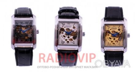 Механические наручные часы Слава 07071GA имеют индивидуальный внешний вид и непо. Киев, Киевская область. фото 1