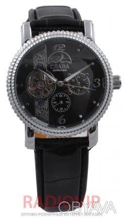 Механические наручные часы Слава 501 GX имеют индивидуальный внешний вид и непов. Киев, Киевская область. фото 1