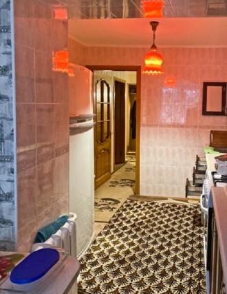 Продается 3-х комнатная квартира, на первом этаже в пятиэтажном кирпичном доме. . 13 линия, Николаев, Николаевская область. фото 7