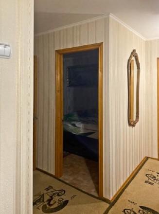 Продается 3-х комнатная квартира, на первом этаже в пятиэтажном кирпичном доме. . 13 линия, Николаев, Николаевская область. фото 6