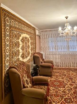 Продается 3-х комнатная квартира, на первом этаже в пятиэтажном кирпичном доме. . 13 линия, Николаев, Николаевская область. фото 2