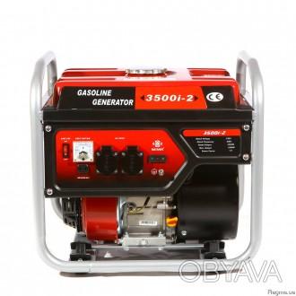 Генератор бензиновый инверторный WEIMA WM3500і (3,5 кВт...