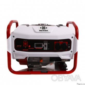 Генератор бензиновый Weima WM3200В (3,2 кВт, 1 фаза...
