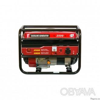 Генератор бензиновый WEIMA WM2500 (2,5 кВт, 1 фаза...