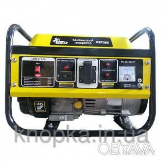 Генератор бензиновый Кентавр КБГ-112 (1,2 кВт)