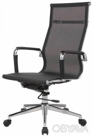 Кресло офисное Невада Высокое Нью (Nevada Hight New), высокая спинка, сидение и . Киев, Киевская область. фото 1