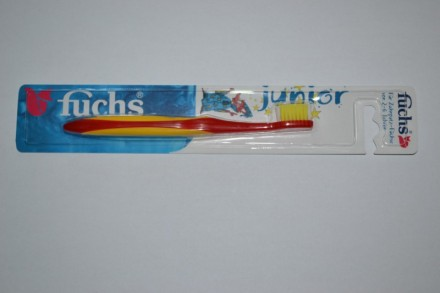 Детская зубная щетка fuchs Junior, Германия. Нежин. фото 1