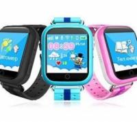 Детские умные часы с GPS Smart Baby Watch Q90 и Q100 - (ОПТ, ДРОПШИП, РОЗНИЦА). Чернигов. фото 1