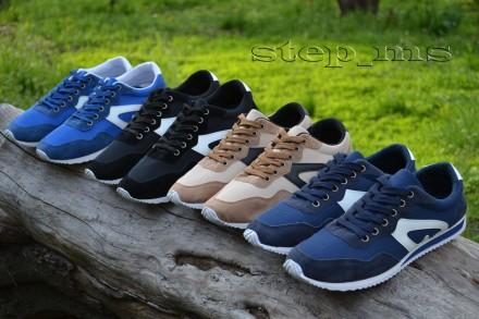 Недорогие удобные стильные кроссовки. Кременная. фото 1