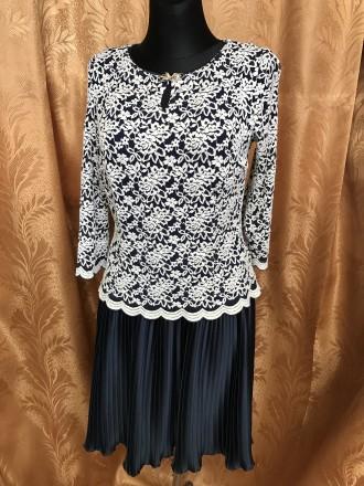 Платье нарядное размер 48. Хмельницкий. фото 1
